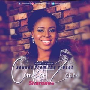 MP3 Download: Comfort Zone - Sharonee