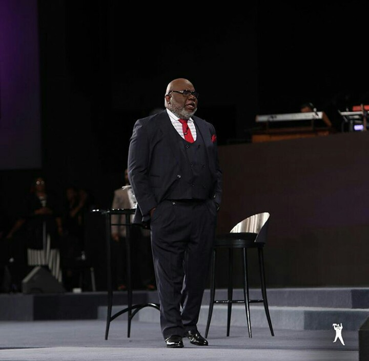 List of Bishop TD Jakes Books