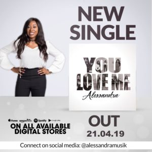 MP3 Download: You Love Me - Alessandra Oyebola
