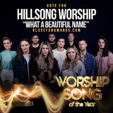 Lists of Hillsong Worship Songs