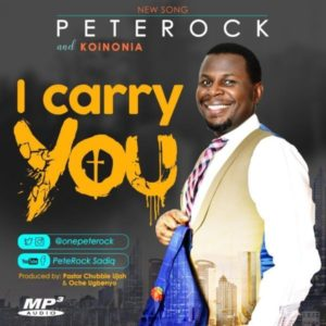 Audio: I Carry You – PeteRock Ft Koinonia