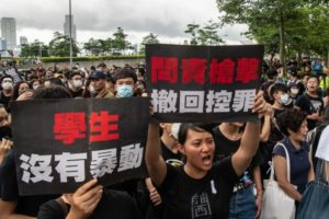 'Sing praise to the Lord' Marks Hong Kong Anti-Extradition Protests, 'Anthem' of Demonstration