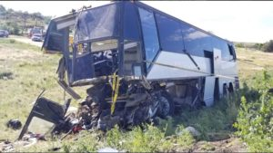 New Mexico Church Cluster Students Killed in Bus Crash