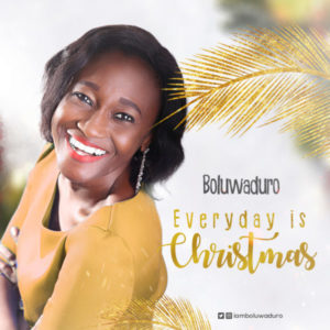 MP3 Download: Everyday Is Christmas – Boluwaduro