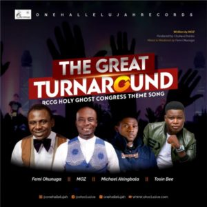 MP3 Download: The Great Turn Around – One Hallelujah Records