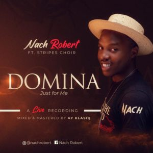 MP3 Download: Domina [Just For Me] – Nach Robert