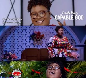 [Video] Capable God – Judikay