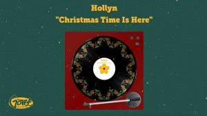 [Music + Video] Christmas Time Is Here – Hollyn