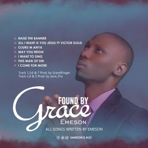 Found By Grace - Emeson