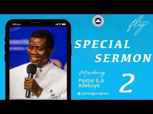 Download RCCG Holy Ghost Congress 2020 Messages & Audio Sermons
