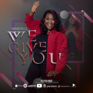 [Music + Lyrics] We Give You - Benestelle